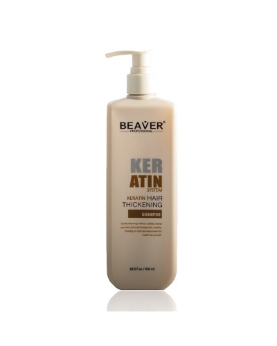 Beaver Hair Thickening Shampoo 450 ml.