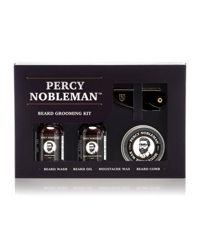 Beard Grooming Kit by Percy Nobleman