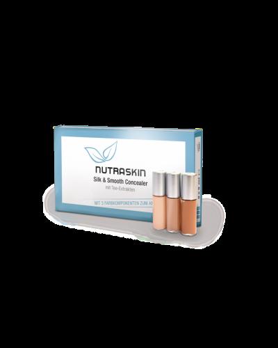 NUTRASKIN Concealer Trio - 9 ml.