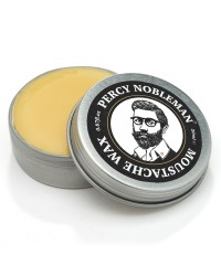 Moustache Wax by Percy Nobleman