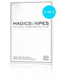 MAGICSTRIPES - Probierpackung (96 Stripes)