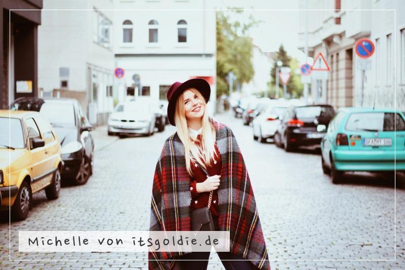 Michelle von itsgoldie.de