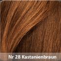 Hairfor2 Farbe Kastanienbraun